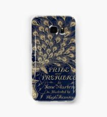 Pride and Prejudice Peacock Cover Samsung Galaxy Case/Skin