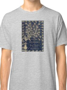 Pride and Prejudice Peacock Cover Classic T-Shirt