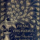 Pride and Prejudice Peacock Cover by Xhex115