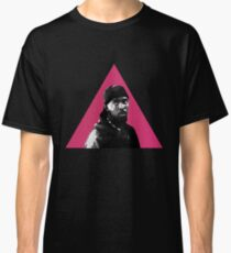 Omar Little: Silence = Death Classic T-Shirt