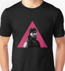 Omar Little: Silence = Death Unisex T-Shirt