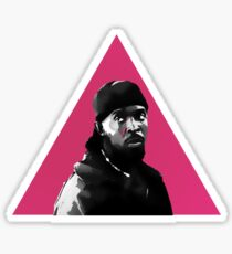 Omar Little: Silence = Death Sticker