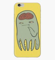 squids got brains too iPhone Case