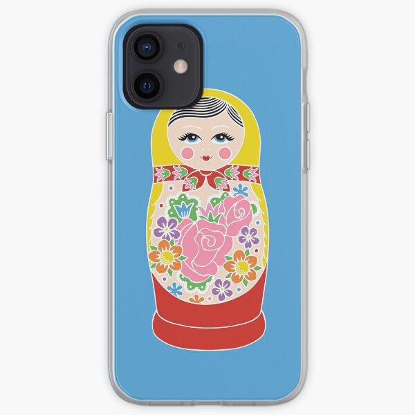 Matryoshka  iPhone Soft Case