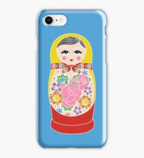 Matryoshka  iPhone Case/Skin