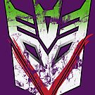 Jokercons: Wire So Serious? (iPhone case) by maclac