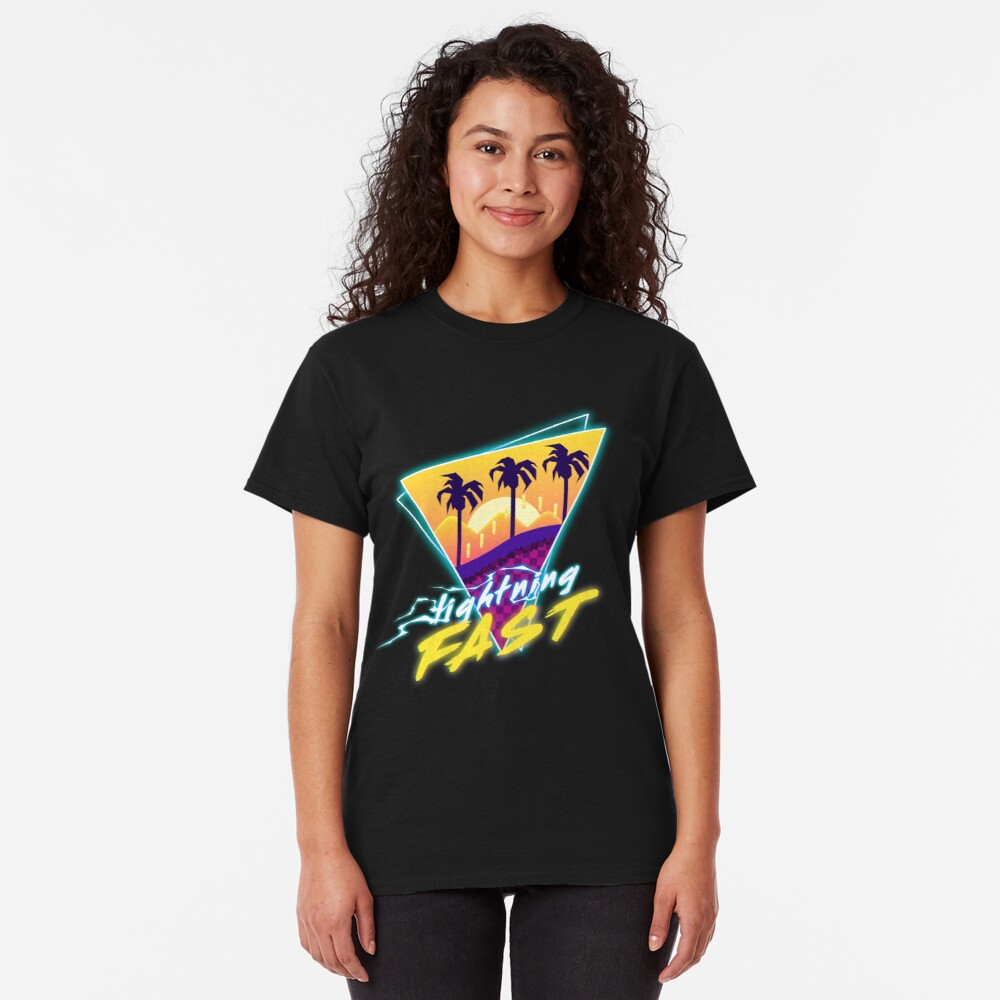 Lightning Fast Classic T-Shirt