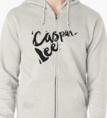 Caspar Lee - Logo Zipped Hoodie