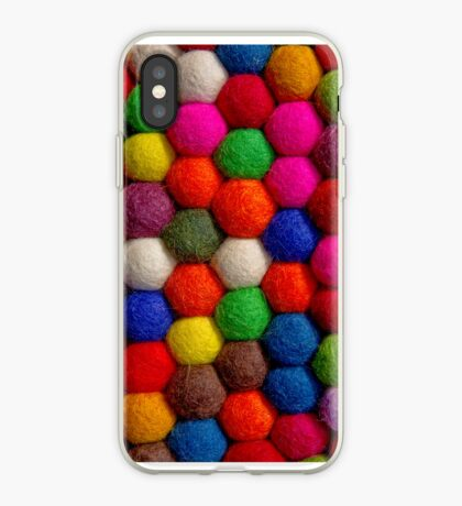 Bobbles & Baubles - iPhone Cover iPhone Case