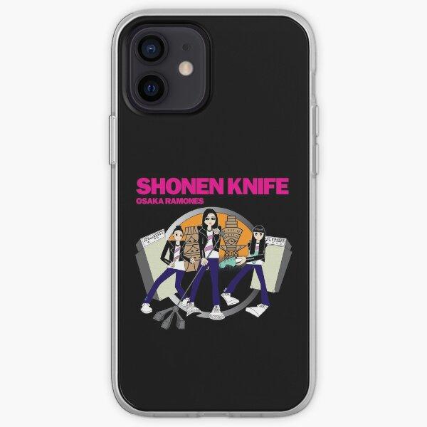 Shonen Knife - Osaka Ramones iPhone Soft Case