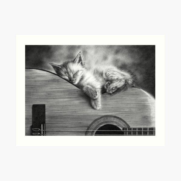 Unplugged Art Print