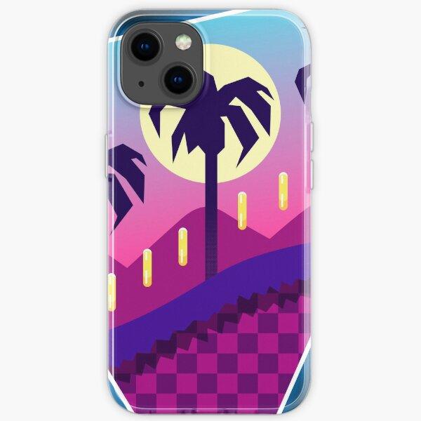 Rings Retro World iPhone Soft Case