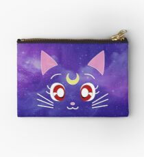 Luna the Galaxy Cat Studio Pouch