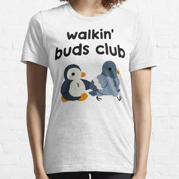 club de yemas caminando Camiseta esencial