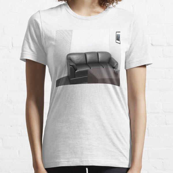 couch-casting T-shirt essentiel