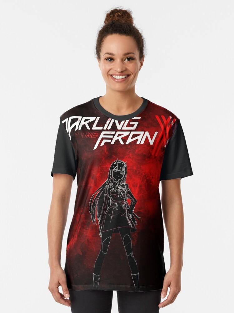 Alternate view of Zero Awakening Graphic T-Shirt