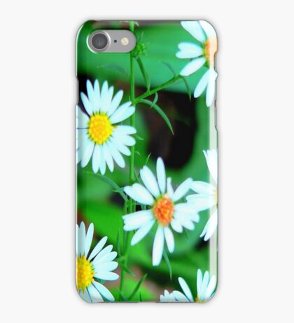 Flowers iPhone case iPhone Case/Skin