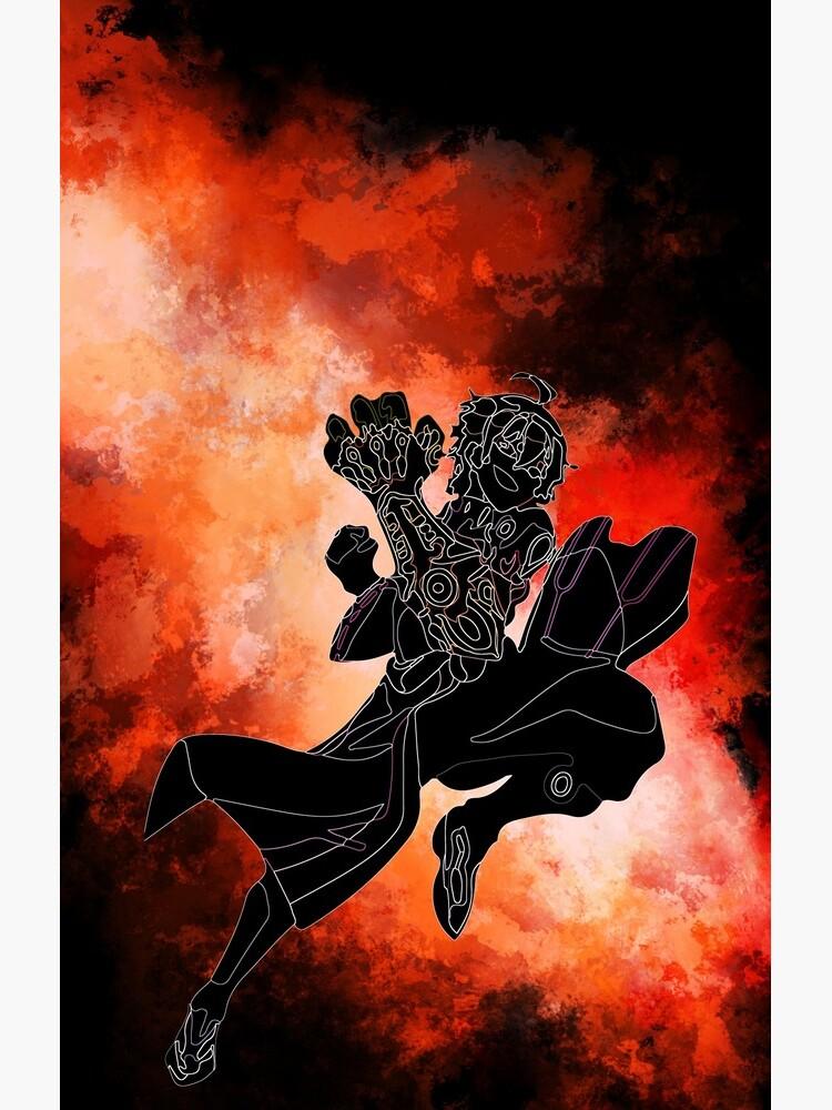 Demon's arm Awakening by ryukrabit