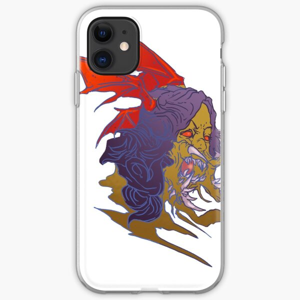vampire aswang iPhone Soft Case