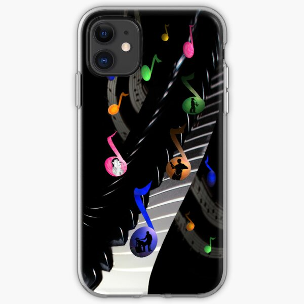 Musical Universe iPhone Case iPhone Soft Case