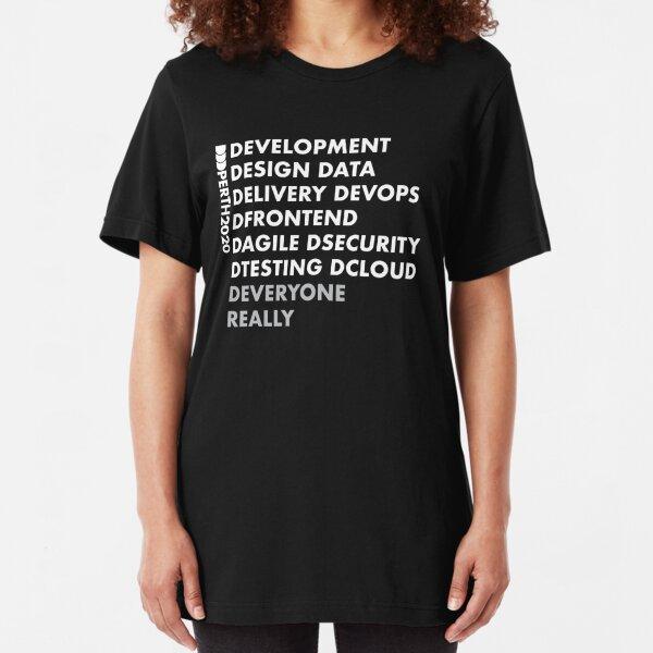 Deveryone really Slim Fit T-Shirt