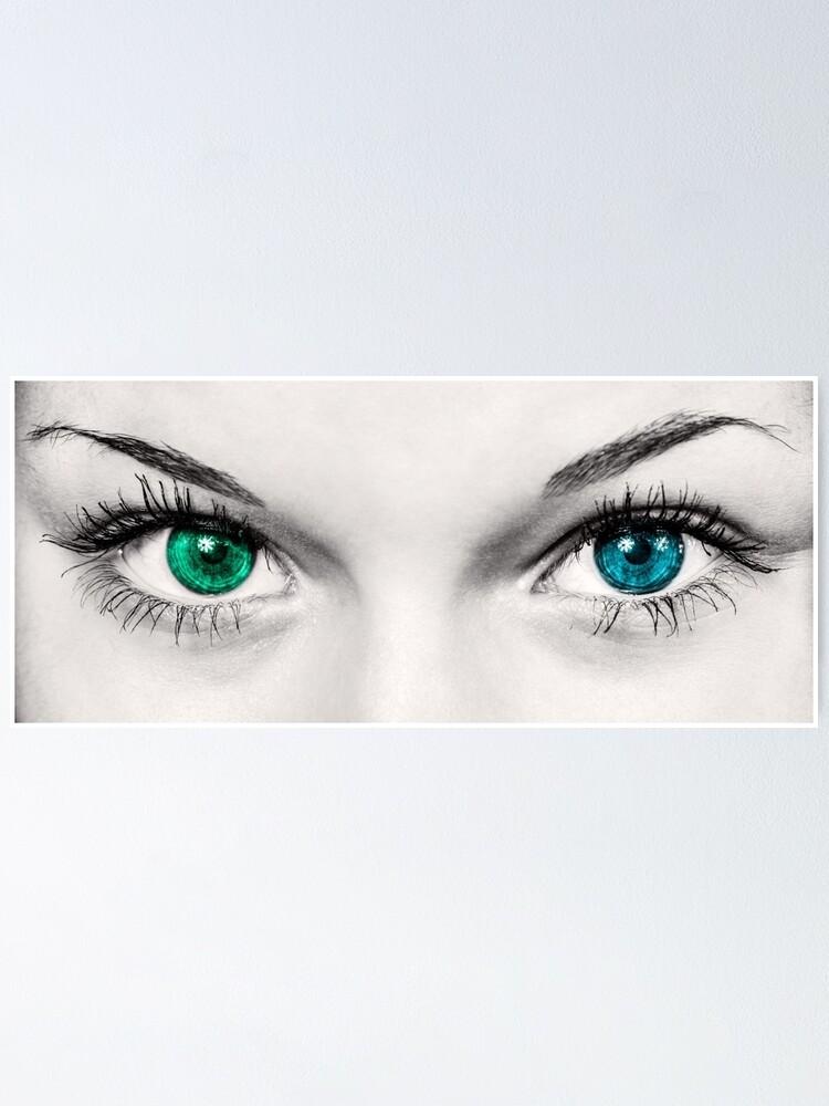 Augen grüne oder blaue Diese Lidschatten