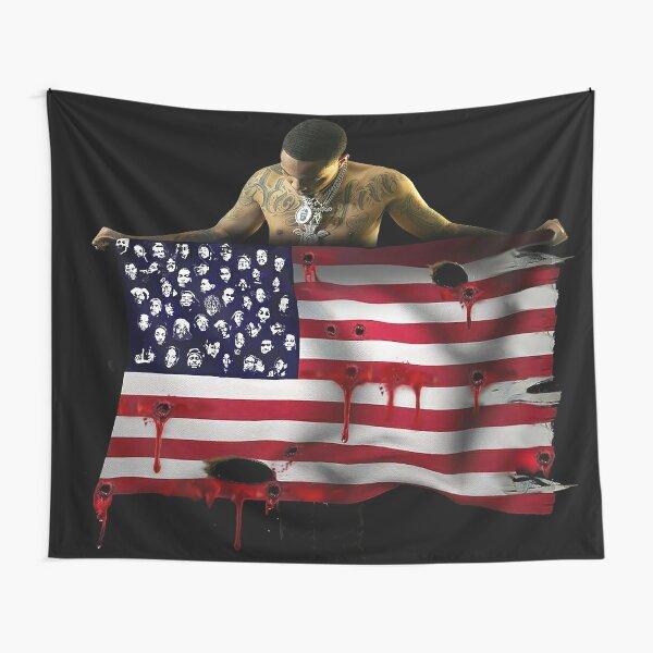 Fourbo G PTSD American Tour 2020 Tapestry