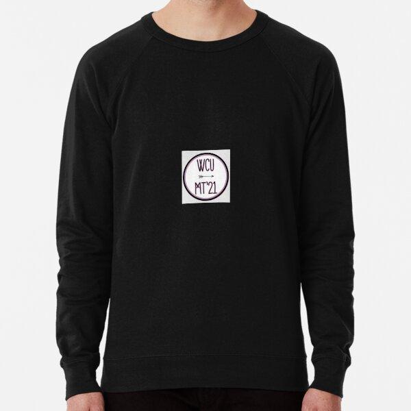 WCU MT'21 Lightweight Sweatshirt