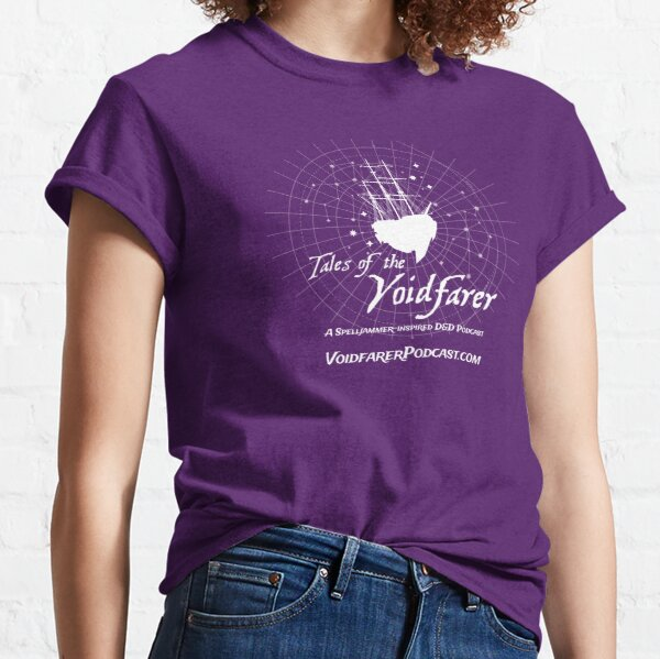 Tales of the Voidfarer Logo Classic T-Shirt