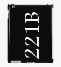 221B - Sherlock Holmes iPad Case/Skin