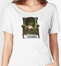 Monkey the Cat Women's Relaxed Fit T-Shirt