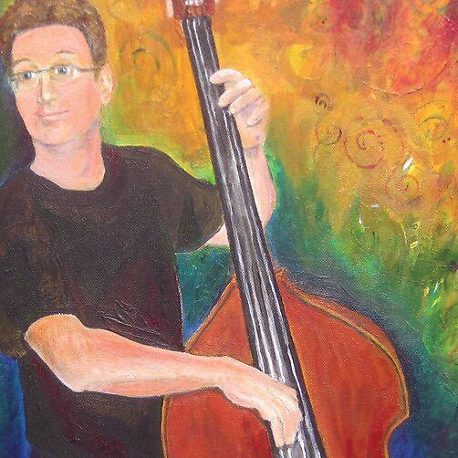 When Paul Plays  •  Detail by Shani Sohn