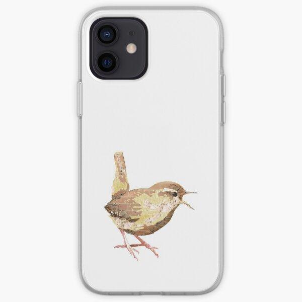 Wren - Laudea Martin iPhone Soft Case