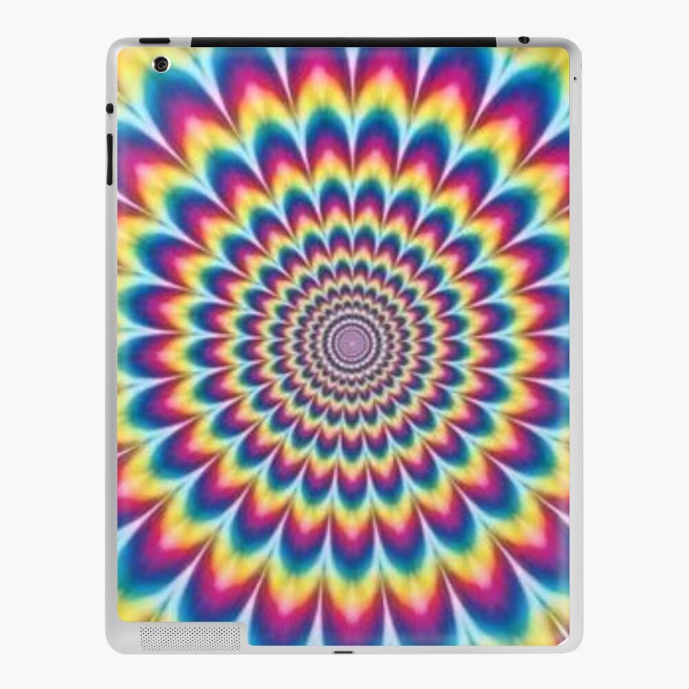 Psychedelic Art, mwo,x1000,ipad_2_skin-pad,1000x1000,f8f8f8