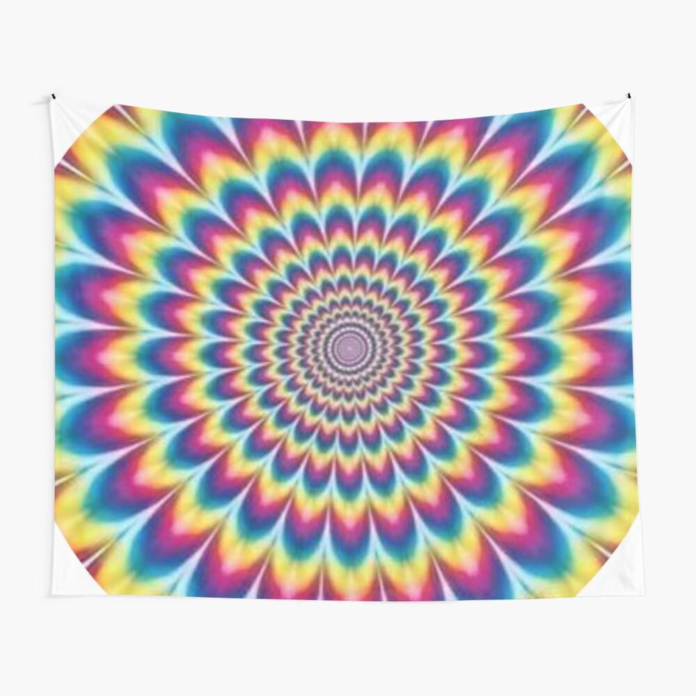 Psychedelic Art, tapestry,1200x-pad,1000x1000,f8f8f8