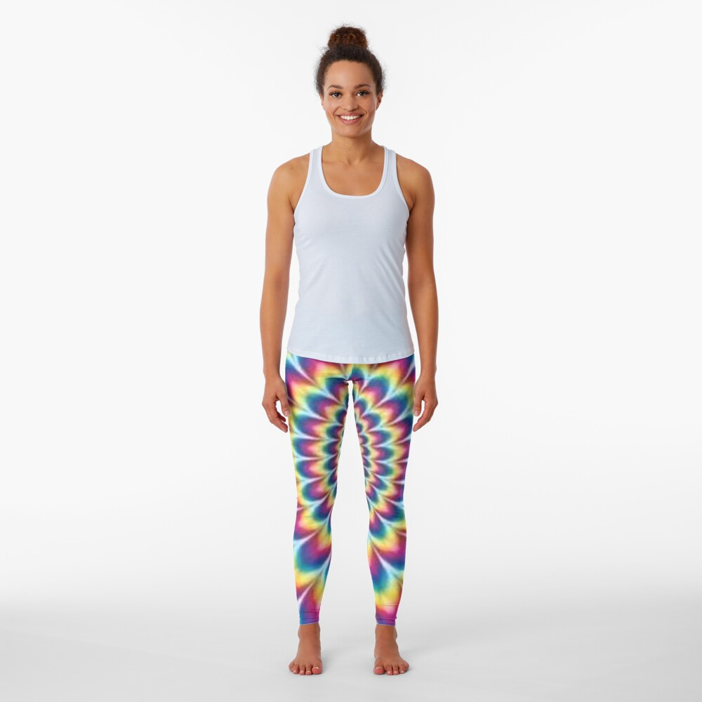 Psychedelic Art, ur,leggings_womens_front,square,1000x1000-bg,f8f8f8