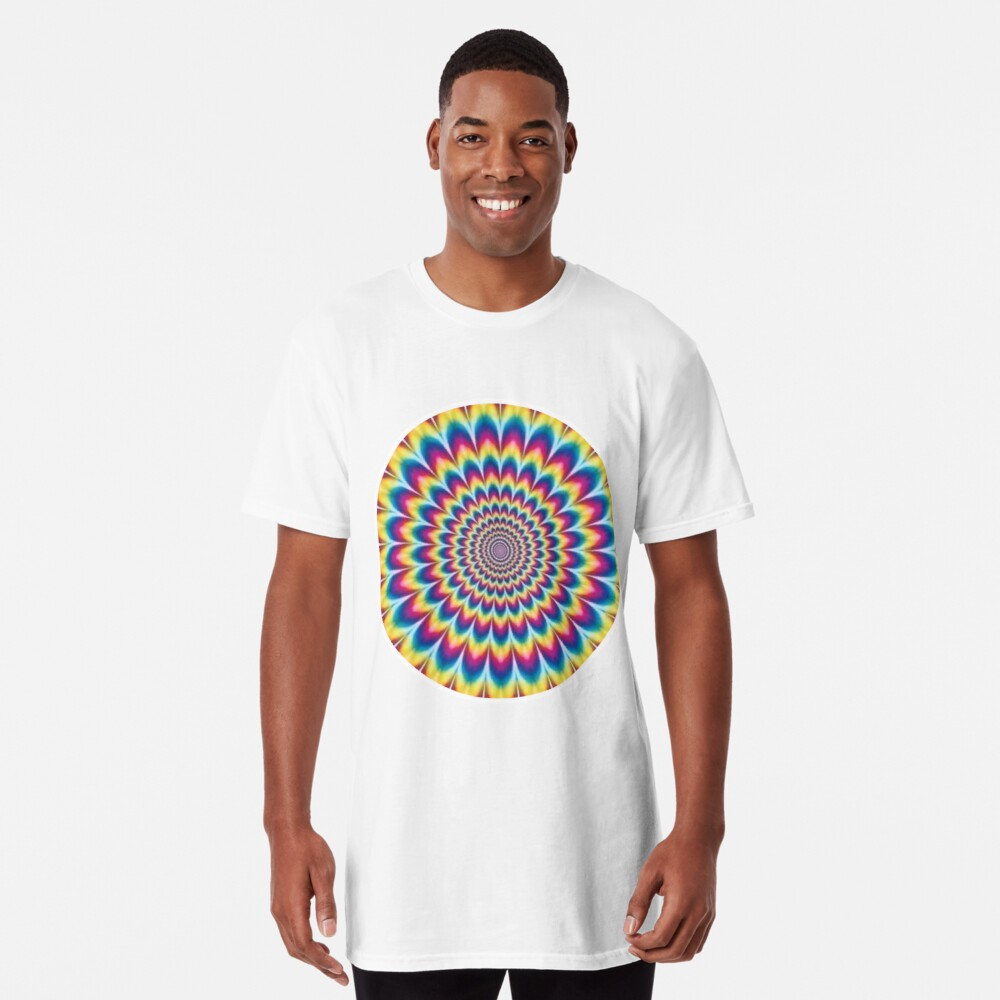 Psychedelic Art, ssrco,long_t_shirt,mens,fafafa:ca443f4786,front,square_three_quarter,x1000-bg,f8f8f8
