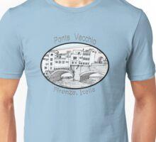 ITALY- Ponte Vecchio, Firenze Unisex T-Shirt