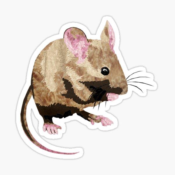 Mouse - Laudea Martin Sticker