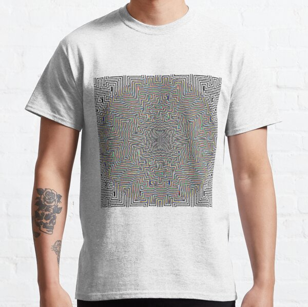 Psychedelic Art Classic T-Shirt