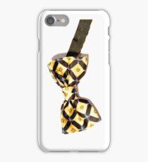 Bow Tie iPhone Case/Skin