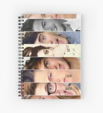 British YouTubers Spiral Notebook