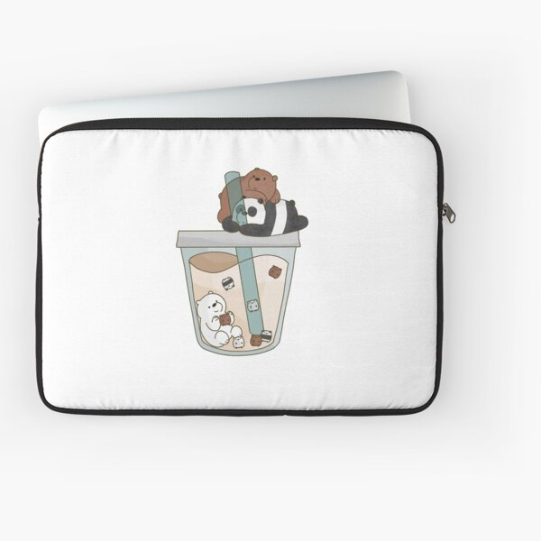 We Bare Bears Boba Housse d'ordinateur
