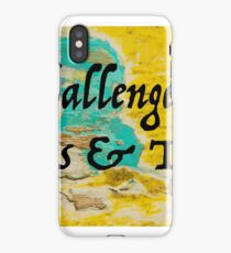 Surfaces and Textures Top Ten iPhone Case/Skin