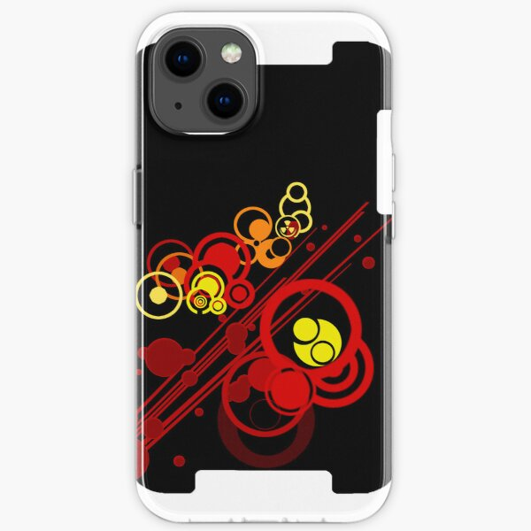 Bubbles and Splashes iPhone Soft Case