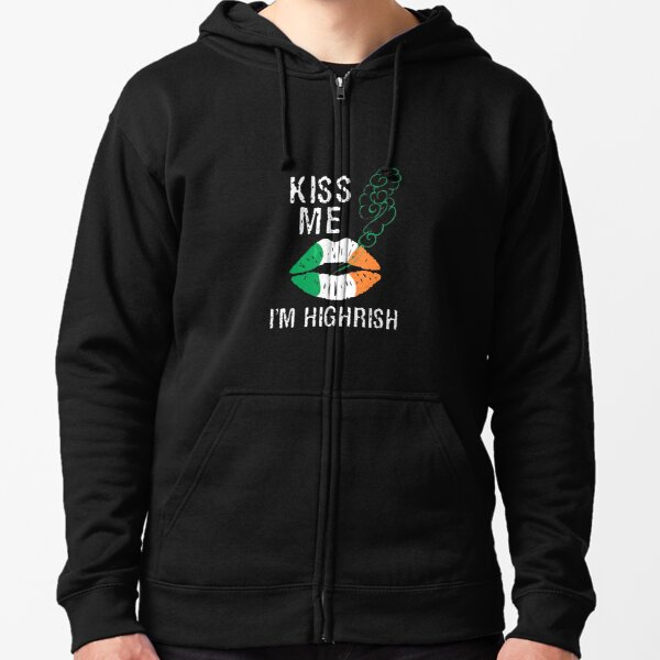 Autumn Kids Little Boys Winter Kiss Me Im Irish Personality Baseball Jacket Sweatershirt