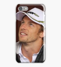 Jenson Button iPhone case iPhone Case/Skin