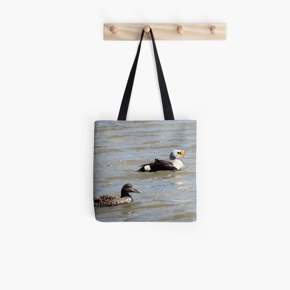 Eiders Tote Bag