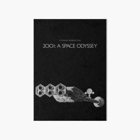 2001 Discovery - Minimalist Art Board Print