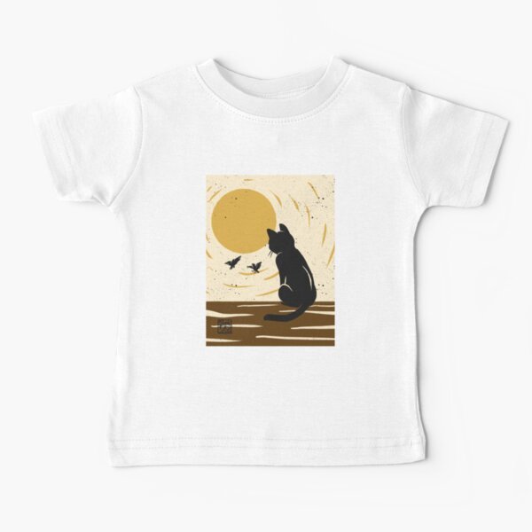 Two birds in the sky Baby T-Shirt